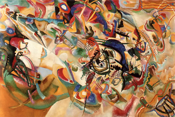 the life and times of wassily kandinsky