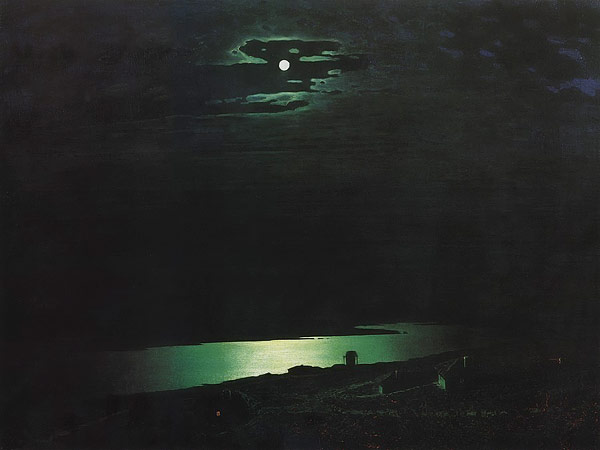 Луна картины