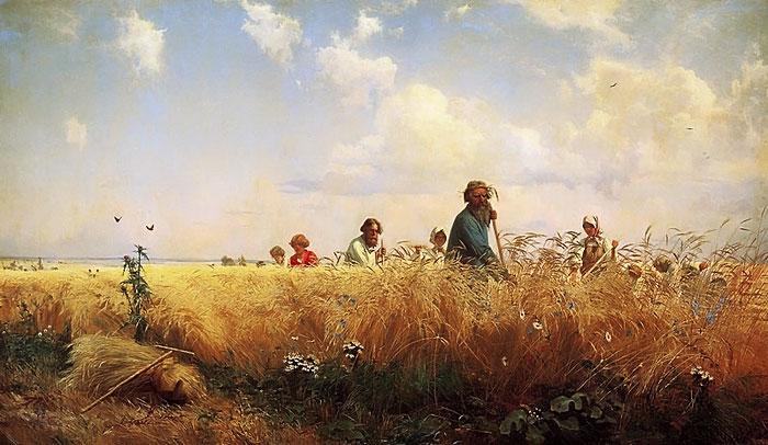 Myasoedov harvest