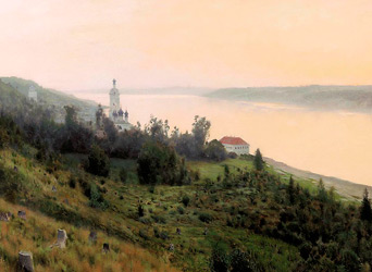 Works of Isaak Levitan